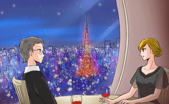 大人のラブストーリーを演出してくれる東京の婚活出会いパーティーで人気者になろう!